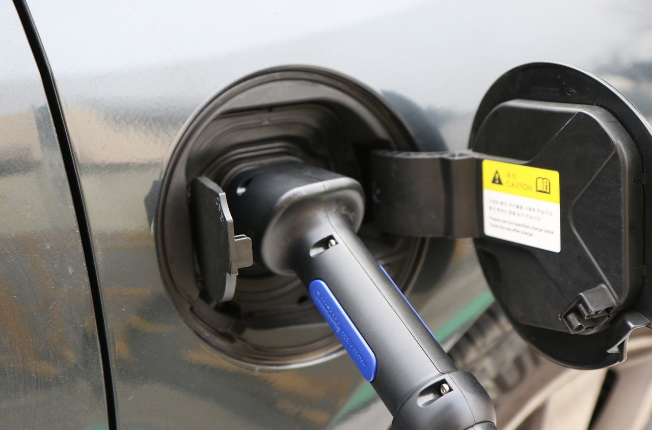 borne recharge voiture