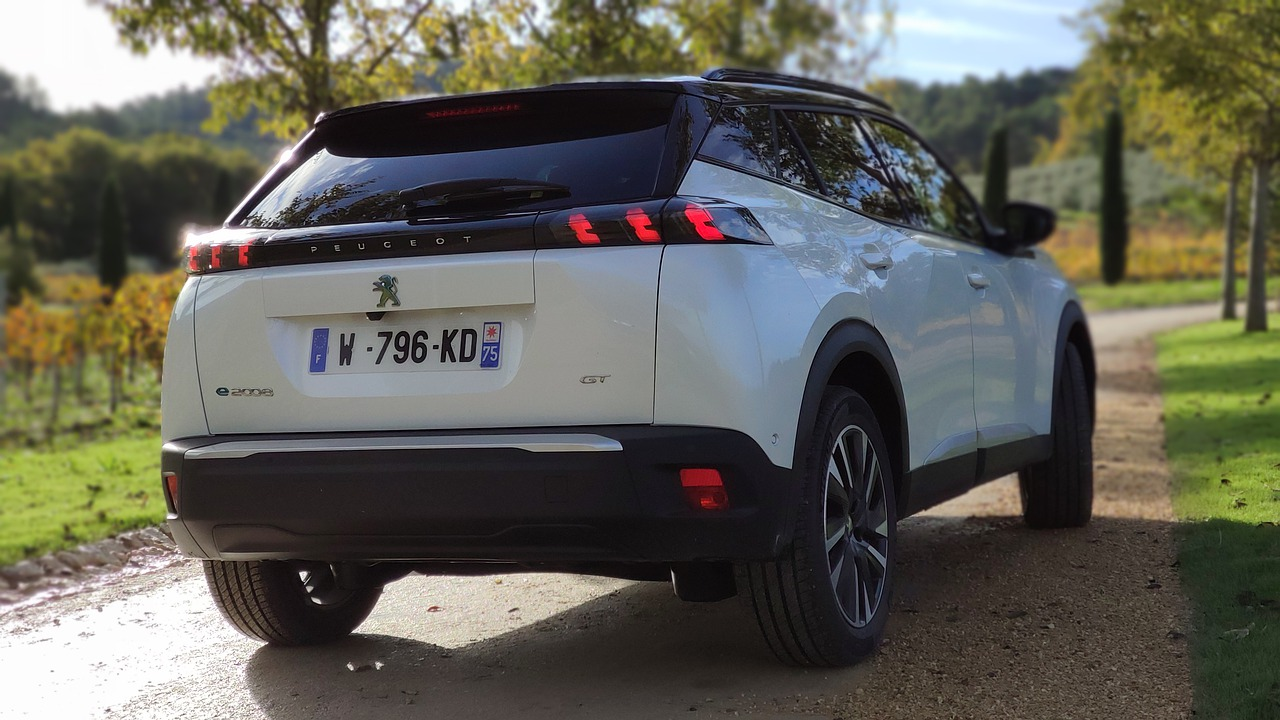 Peugeot hybride